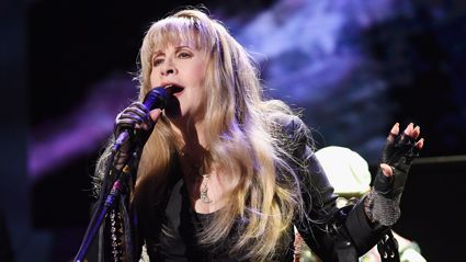 Fleetwood Mac's Stevie Nicks is turning their hit song 'Rhiannon' into a movie