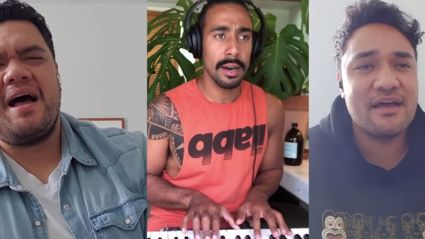 SOL3 MIO wow fans with beautiful cover of the Bee Gees' 'How Can You Mend A Broken Heart'
