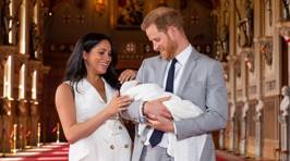 Happy 1st birthday Archie! Here are the most adorable photos from the royal baby's first year