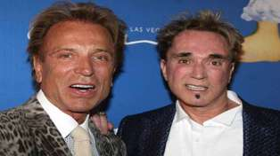 Half of legendary illusionist duo Siegfried and Roy dies after battling Covid-19