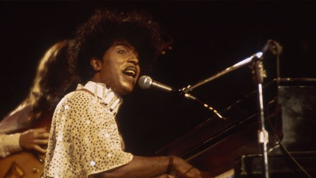 Little Richard has sadly passed away after a battle with bone cancer. Getty Images