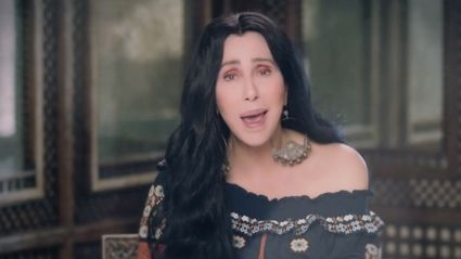 Cher releases powerful new music video for her stunning Spanish cover of ABBA's 'Chiquitita'