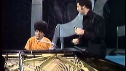 Little Richard and Tom Jones: Rip It Up