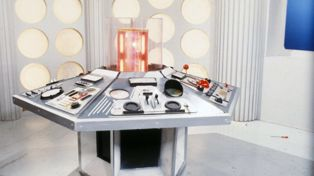 One of the Many Doctor Who backgrounds to choose from!
