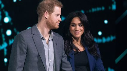 Lifetime announces Prince Harry and Meghan Markle will be the subject of a new film