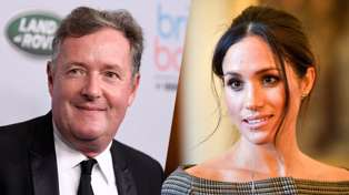 UK broadcaster Piers Morgan admits he took criticism of Meghan Markle 'too far'