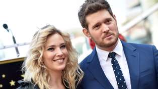 Michael Bublé shares rare photo of his three children in celebration of his wife's birthday