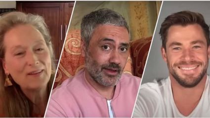Taika Waititi invites some of the worlds biggest celebrities to Read 'James and the Giant Peach'