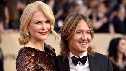 Keith Urban reveals the unfortunate way Nicole Kidman broken her ankle