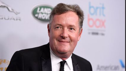 UK broadcaster Piers Morgan reveals he has received 'death threats'