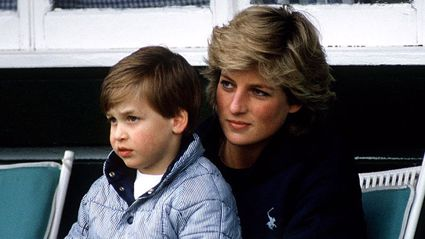 "Prince William reveals that having children brought back ""emotions"" of Princess Diana's death"