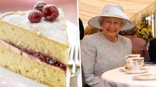 Queen Elizabeth's chef shares her super easy recipe to make Victoria Sponge Cake