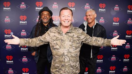UB40's Ali Campbell reveals he is working on a biopic to 'tell his side of the story'