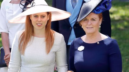 Sarah Ferguson shares sweet tribute to Princess Beatrice on what would've been her wedding day