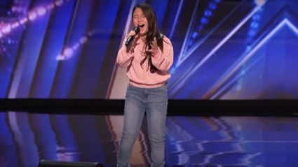 10-year-old singer stuns America's Got Talent judges with powerhouse cover of 'Shallow'