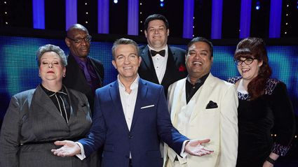 The Chase host Bradley Walsh fights back the tears over surprise 60th birthday celebrations