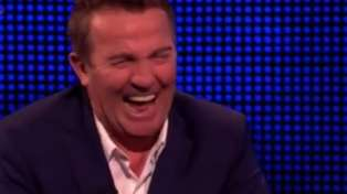 The Chase viewers left in hysterics over host Bradley Walsh's never-before-see blunders