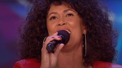 Britain's Got Talent contestant wows with showstopping Whitney Houston tribute act