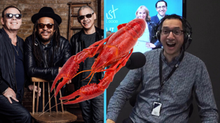 WATCH: UB40 Refused Food from Restaurant and Instead Brought in Lobster!