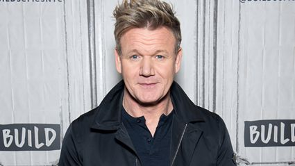 Gordon Ramsay shares adorable new photo of son – and fans can't believe how alike they look!