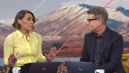 TVNZ's Jenny-May Clarkson breaks down on Breakfast as she opens up about racism