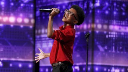14-year-old singer wows America's Got Talent judges with powerhouse cover of Aretha Franklin