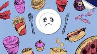 BAD MOOD FOOD!