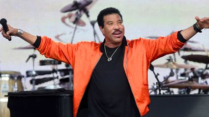 Disney is developing a movie musical 'All Night Long' based on Lionel Richie's songs