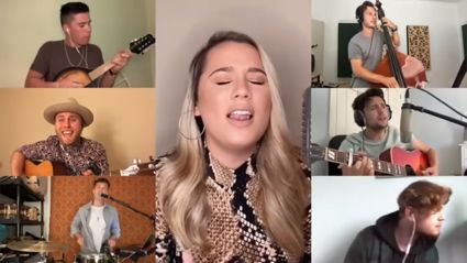 Country musicians from around the world perform stunning virtual cover of Dolly Parton's 'Jolene'
