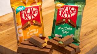 KitKat has just released two delicious brand new flavours