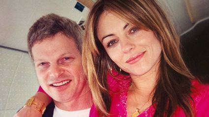 Photo / Elizabeth Hurley Instagram