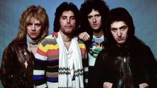 Queen is set to appear on a new set of stamps in celebration of their 50 years in show business