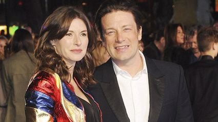 Jools Oliver shares adorable wedding video in tribute to Jamie Oliver on their 20th anniversary