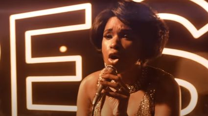 Jennifer Hudson belts out 'Respect' as she transforms into Aretha Franklin for new biopic trailer