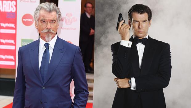 Pierce Brosnan as James Bond / Getty Images