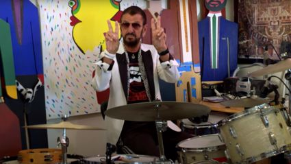 You can watch Ringo Starr's 'Big Birthday Show' featuring Paul McCartney in full HERE