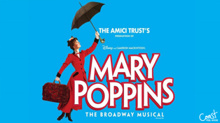 Coast Presents Mary Poppins