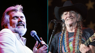 Willie Nelson reveals Kenny Rogers originally asked him to record 'The Gambler'