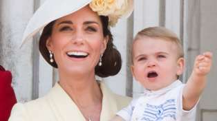 """Kate Middleton reveals Prince Louis """"doesn't understand social distancing"""" for the cutest reason"""