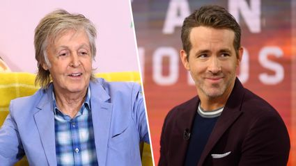 Paul McCartney and Ryan Reynolds start a hilarious prank war over the Queen's gin