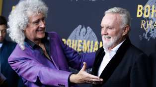 Queen's Roger Taylor has just released a new acoustic glam-rock single titled 'Isolation'