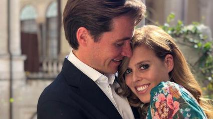 ROYAL WEDDING: Princess Beatrice has married Edoardo Mapelli Mozzi in a secret ceremony