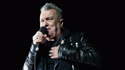 Australian rock legend Jimmy Barnes reveals he was rushed to hospital by his wife