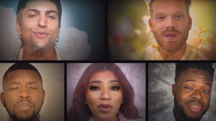 Pentatonix release stunning a cappella cover of The Cranberries' 'Dreams'