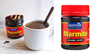 Sanitarium are now suggesting you can drink Marmite as a hot drink ...