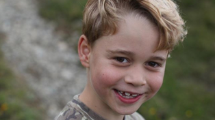 """Prince George gets """"camping-themed birthday party"""" for his 7th birthday"""