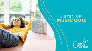 Listen Up! Music Quiz