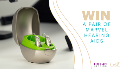 DUNEDIN: Win a pair of Marvel Hearing Aids worth $8,590*