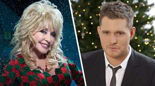 Dolly Parton announces she's recorded a new Christmas duet with Michael Bublé
