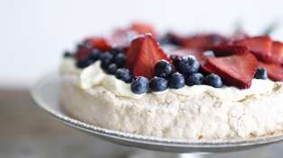 New research has found the pavlova is NOT from New Zealand or Australia